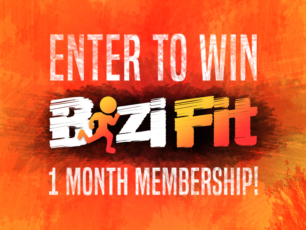 We're Giving Away a One Month BiziFit Membership!
