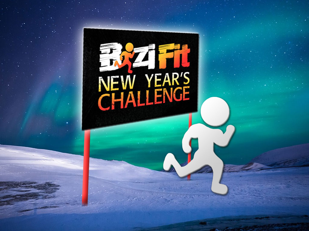 BiziFit New Year's Challenge