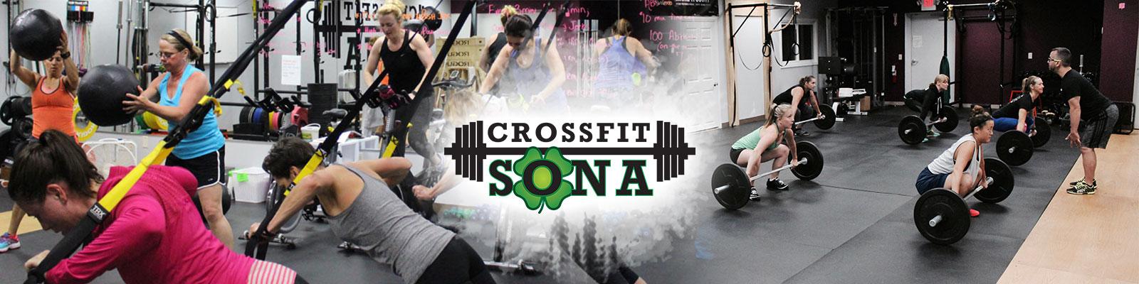 CrossFit Sona BiziFit Binghamton