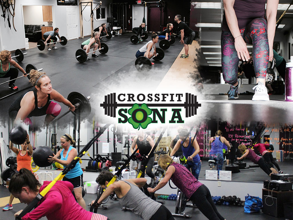 Welcome CrossFit Sona to BiziFit!