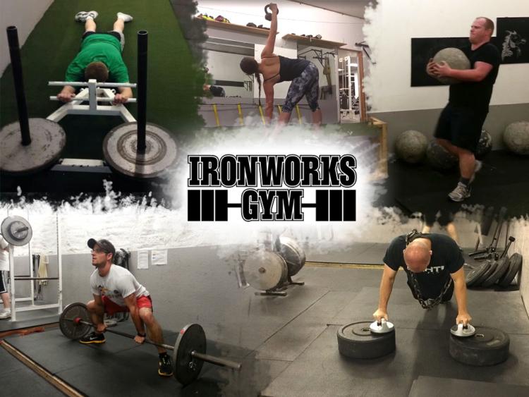 Ironworks Gym BiziFit Binghamton
