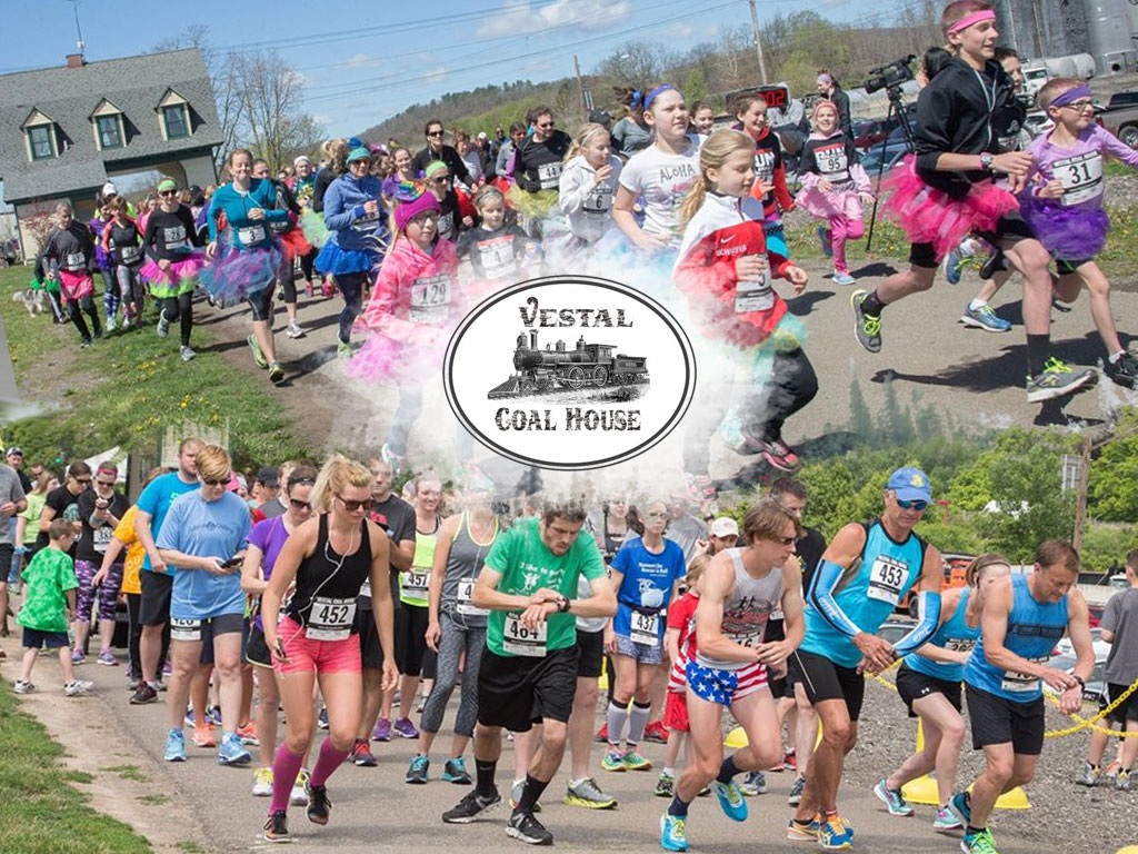 Enjoy Vestal Coal House Races with BiziFit