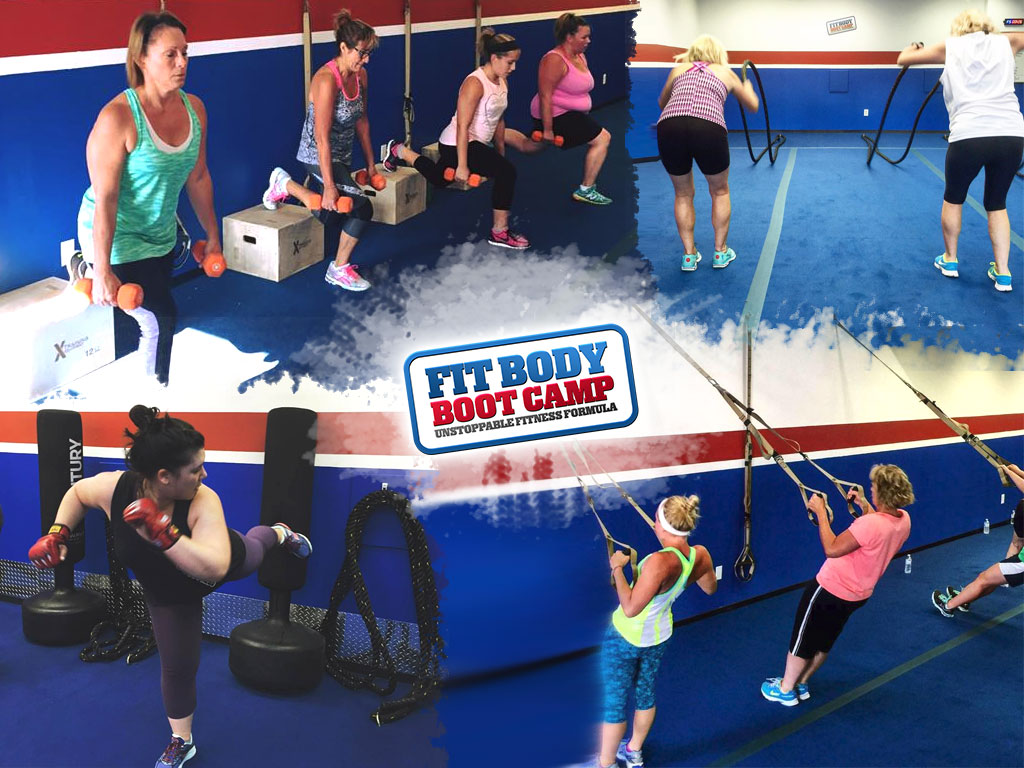 Get Bizi at Binghamton Fit Body Boot Camp!