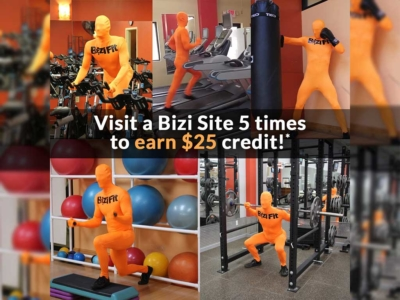 BiziFit Binghamton Fitness Rewards