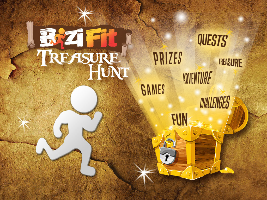 BiziFit Treasure Hunt Coming to Downtown Binghamton