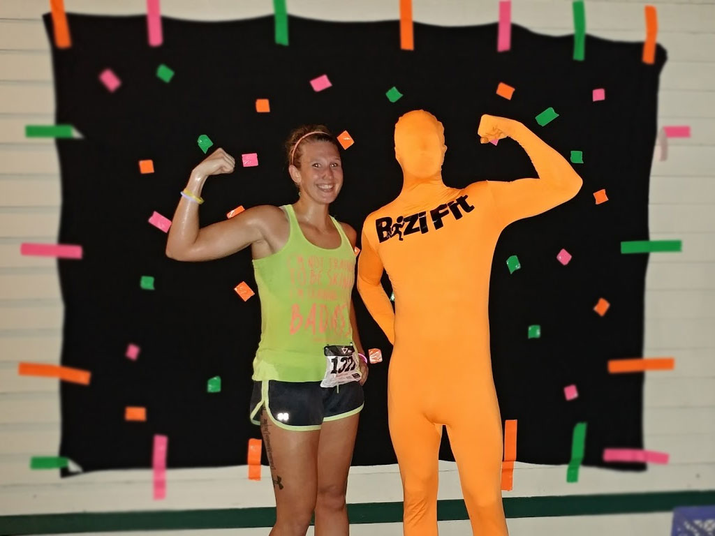 Neon Night Run Giveaway Winner Earns Free Race Entry