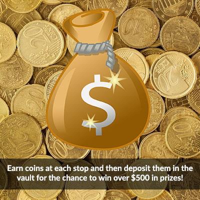 $500 in Prizes